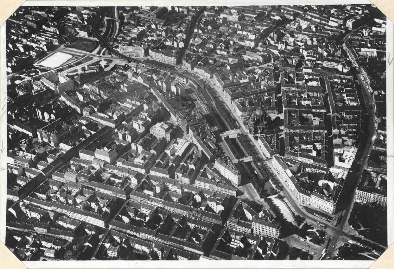 Wien 6, gürtelseitiger Teil des Bezirks