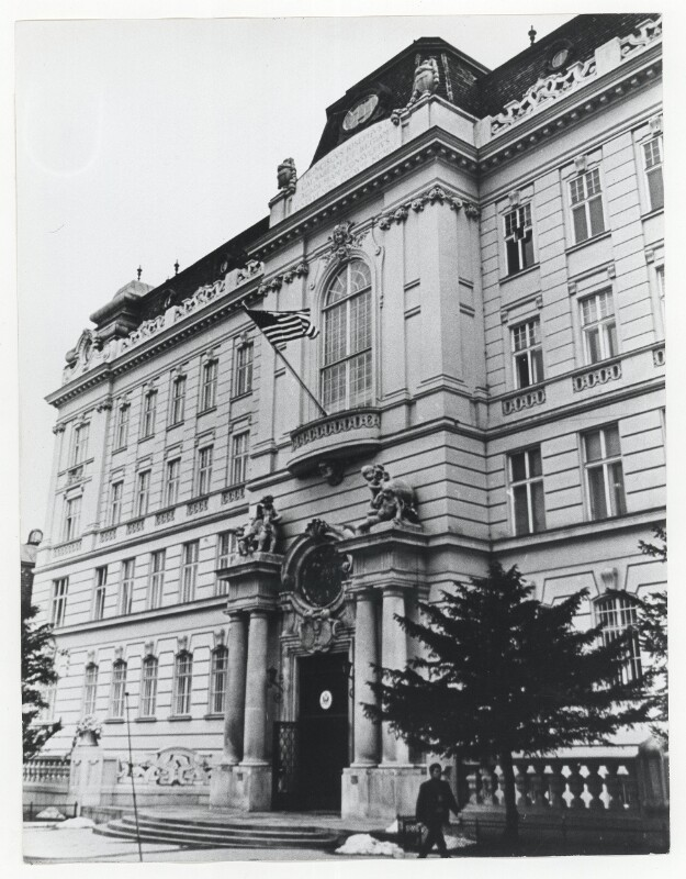 Wien 9, Boltzmanngasse 16