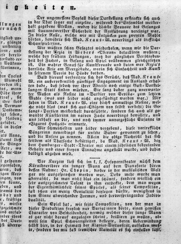 Allgemeine Theaterzeitung
