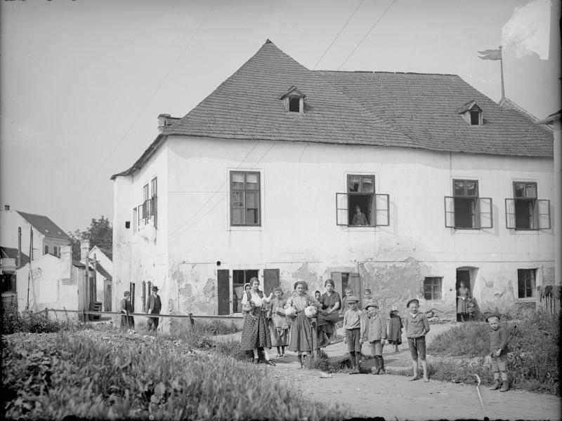 Talmudschule in Mattersburg