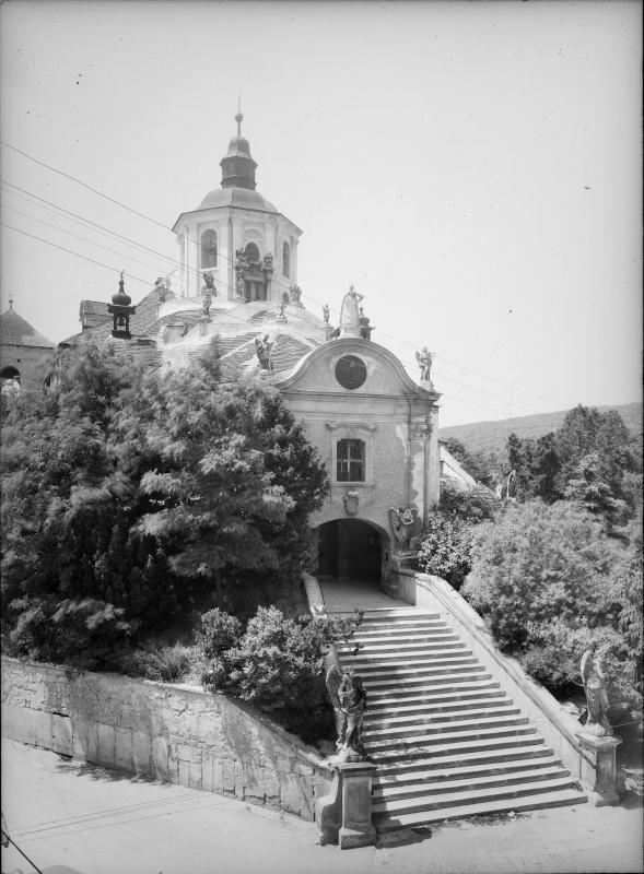 Gnadenkapelle am Kalvarienberg in Eisenstadt
