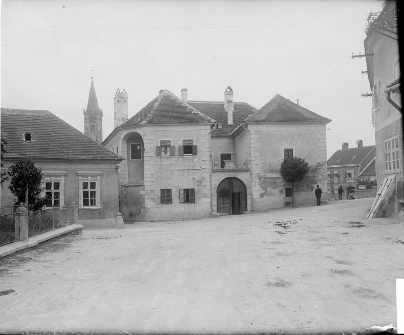Rathaus von Rust