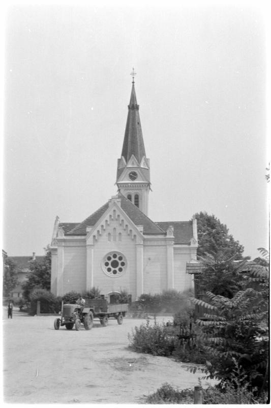 Evangelische Kirche in Gols