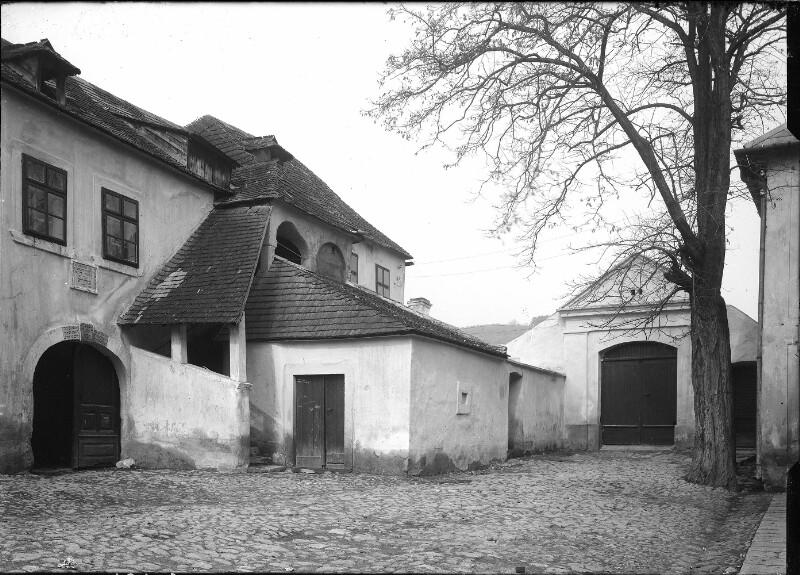 Haus im Ghetto von Eisenstadt