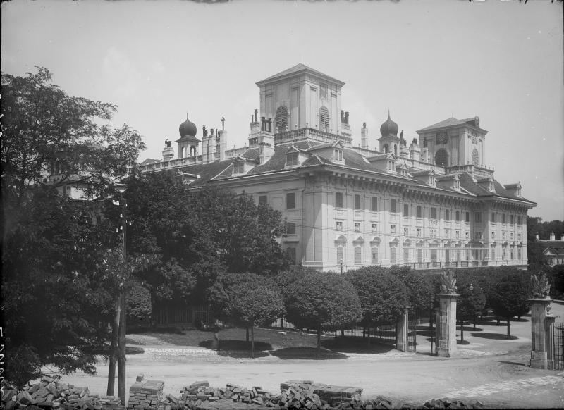 Schloss in Eisenstadt