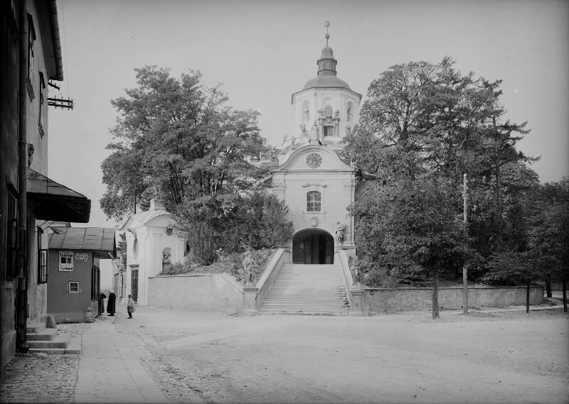 Kalvarienbergkirche in Oberberg-Eisenstadt