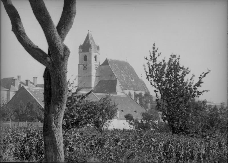 Pfarrkirche von Eisenstadt