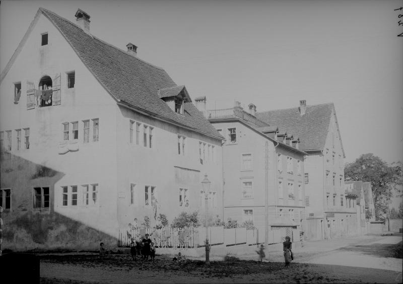 Gesellenspital, Bregenz