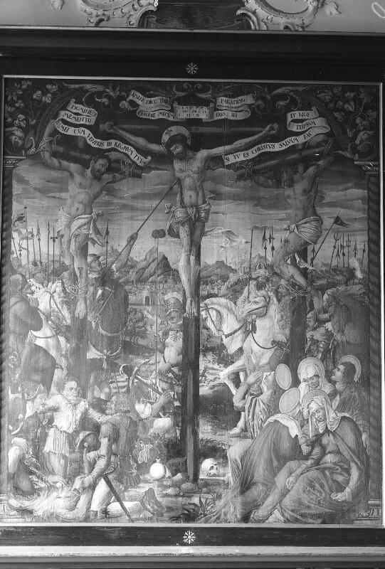 Altarmittelbild der Abtei Mehrerau bei Bregenz