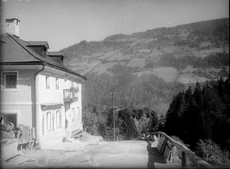 Gasthaus am Weg in die Gasteiner Klamm