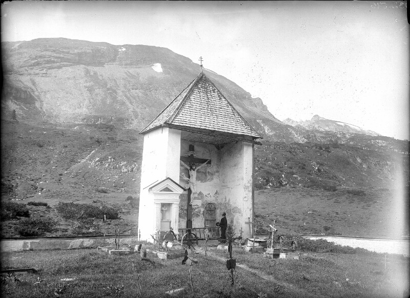 Friedhof der Namenlosen/Tauernfriedhof