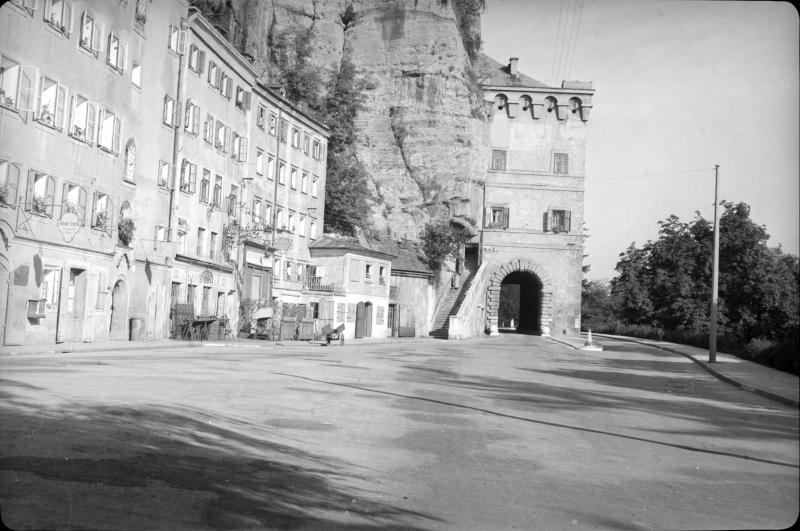 Klausentor in Salzburg