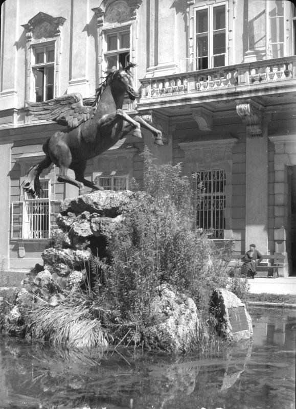 Peagasusbrunnen