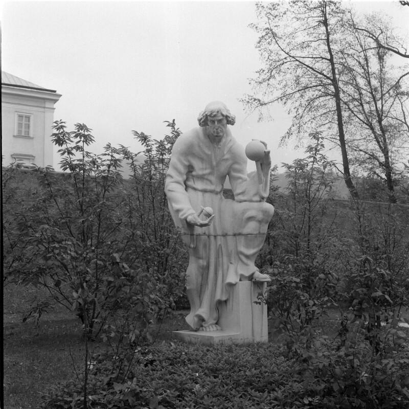 Skulptur von Nikolaus Kopernikus