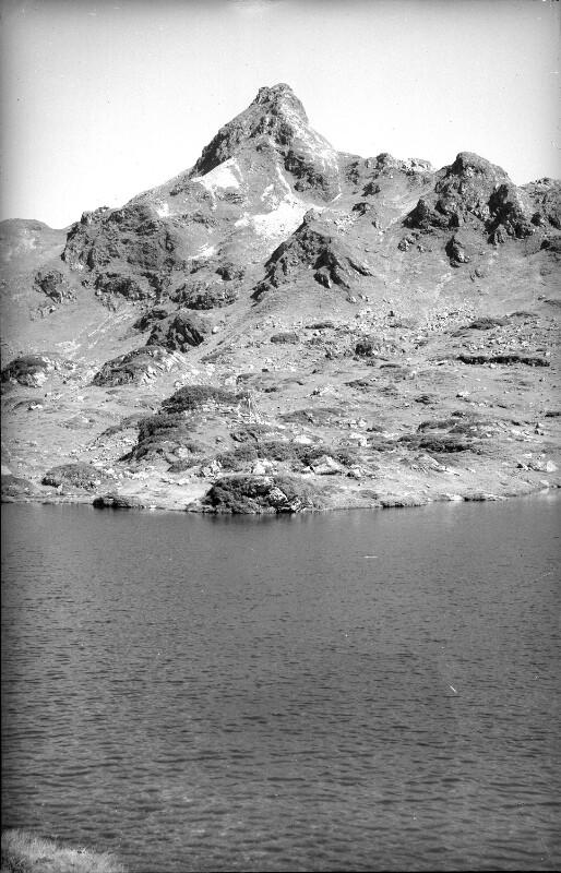 Krummschnabelsee beim Radstädter Tauernpass