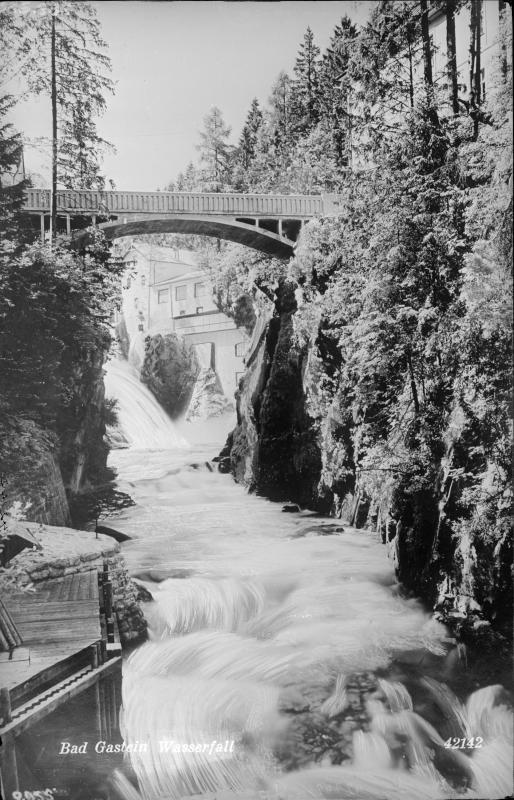Hohe Brücke, Bad Gastein
