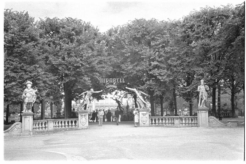 Mirabellpark in Salzburg
