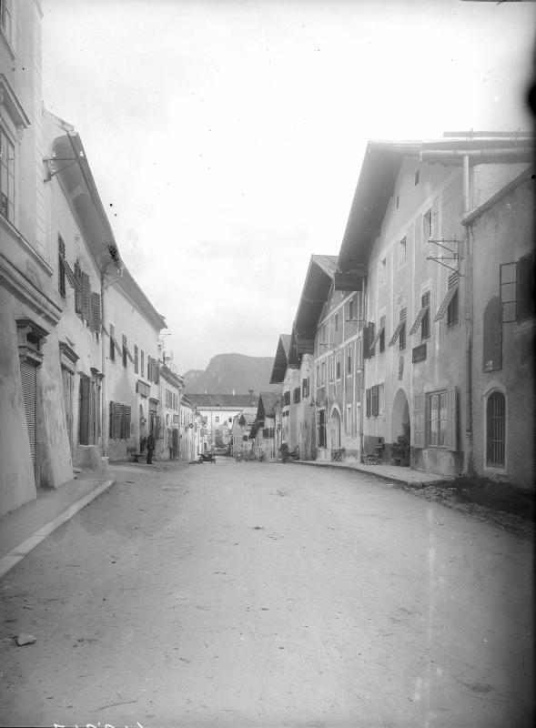 Hauptstraße von Radstadt