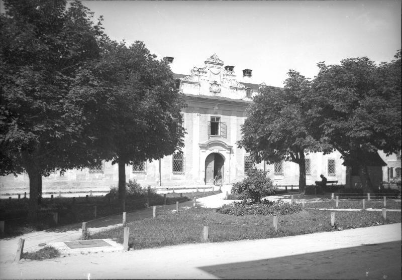 Bezirksgerichtsgebäude von Radstadt