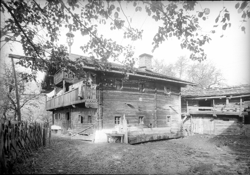 Bauernhaus in Buchberg