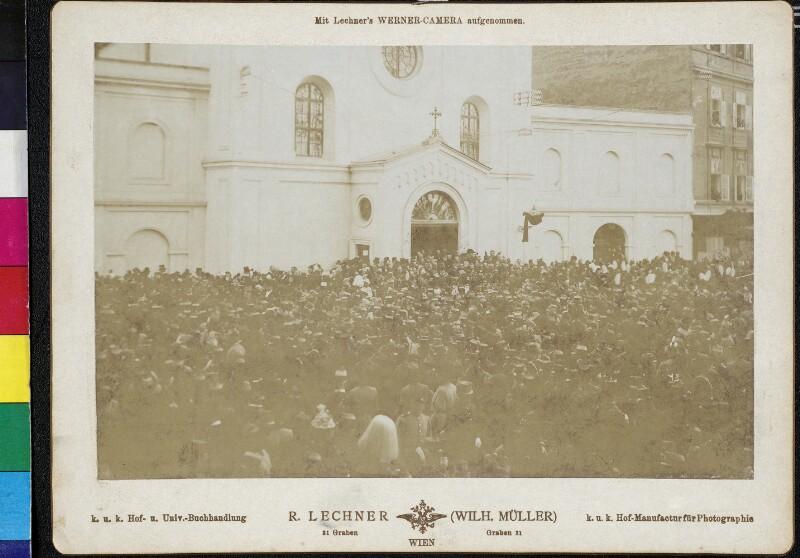 Begräbnis Kaiserin Elisabeth