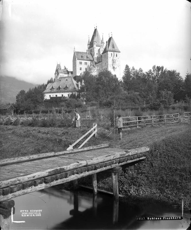 Schloss Fischhorn