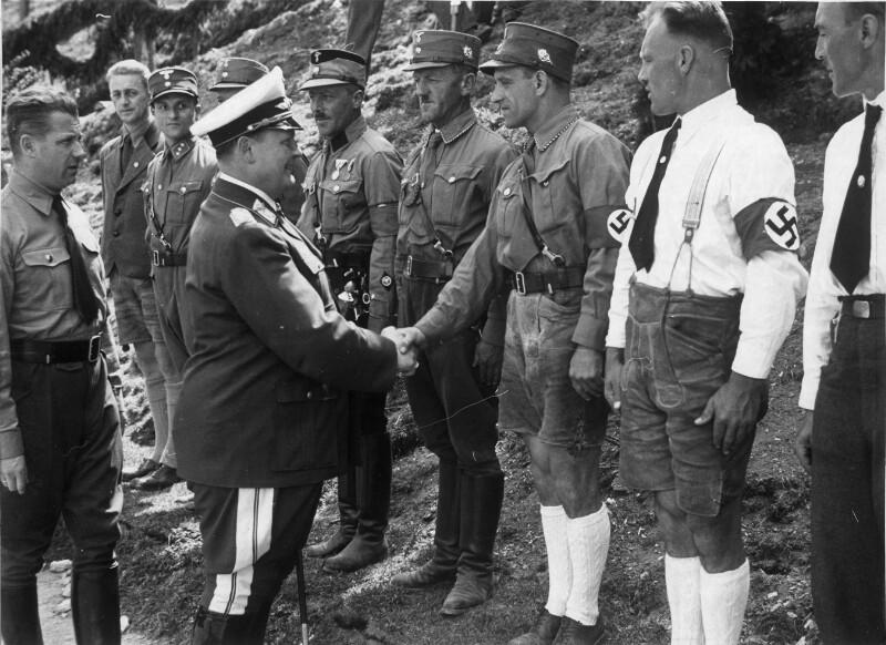 Hermann Göring in Kaprun