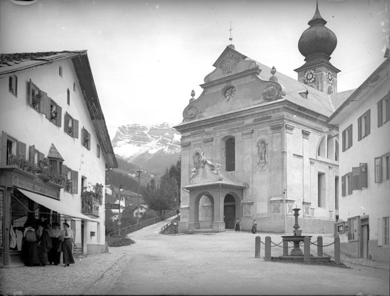 St Ulrich im Grödnertal