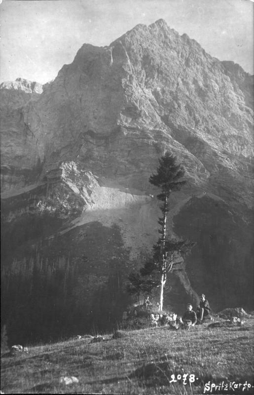 Spritzkarspitze