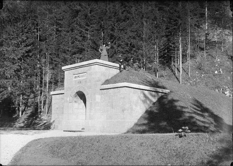 Fuchspassquelle im Höllental