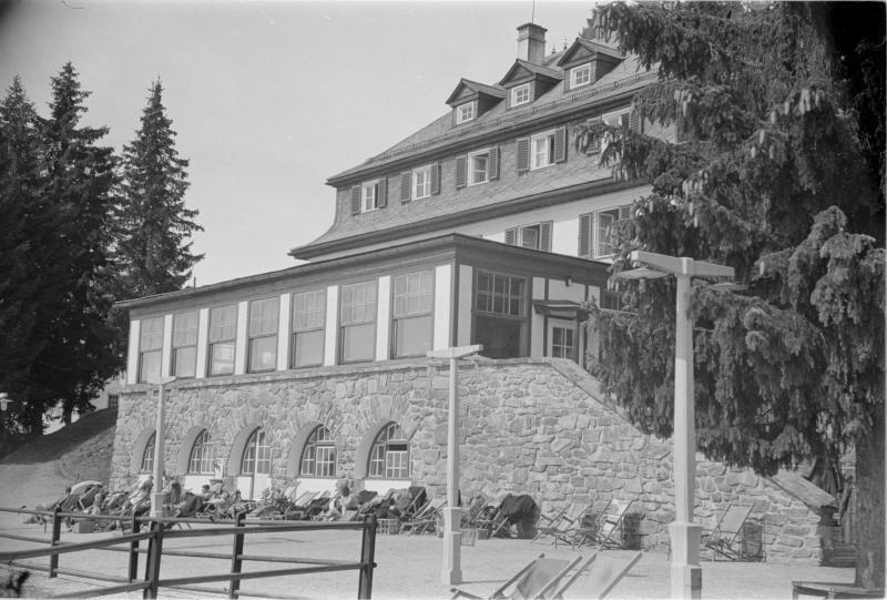 Berghotel Kanzelhöhe auf der Gerlitzen