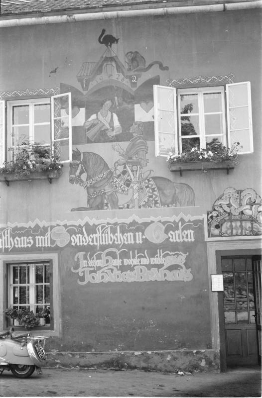 Krainerhaus in Pörtschach.