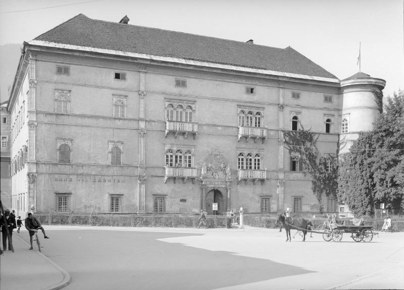 Schloss Porcia in Spittal an der Drau
