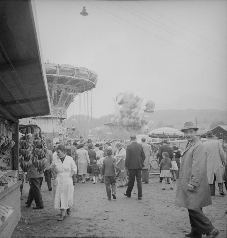 Jahrmarkt in St.Veit an der Glan