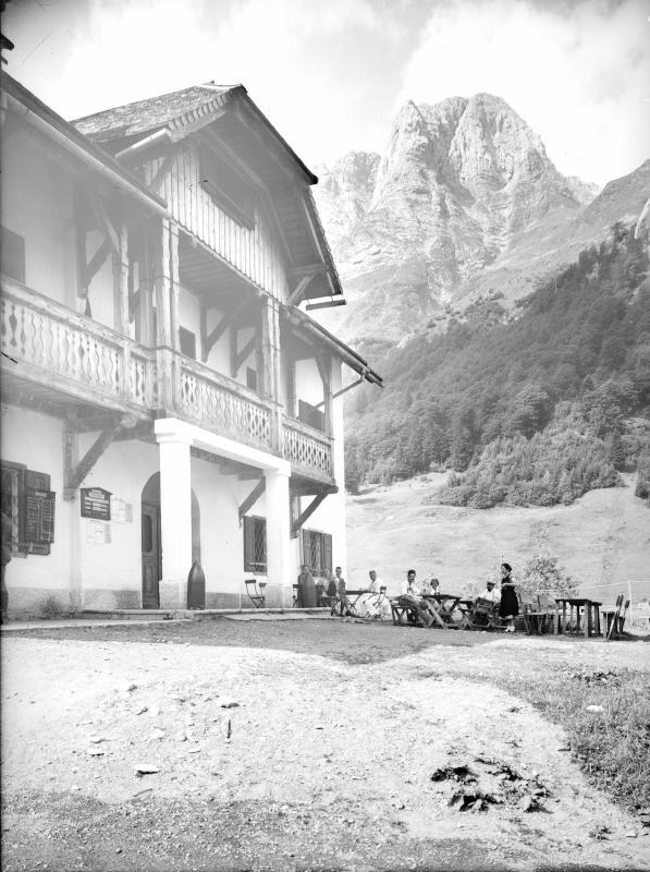 Plöckenhaus