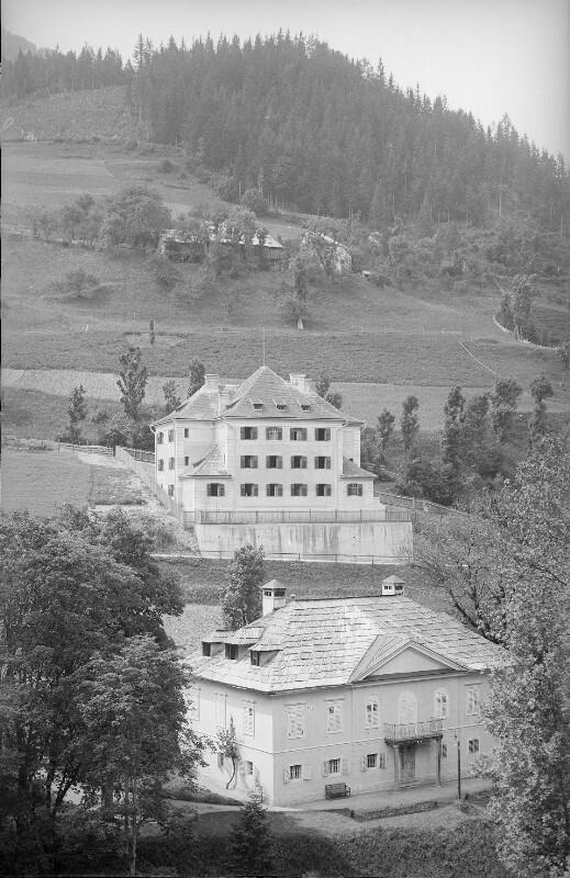 Zollwachgebäude in Vellach