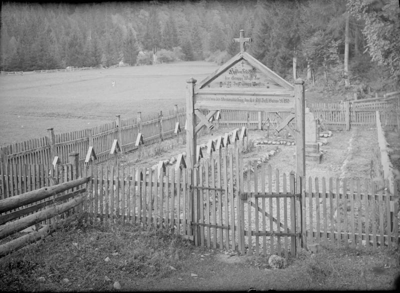 Heldenfriedhof in Rattendorf