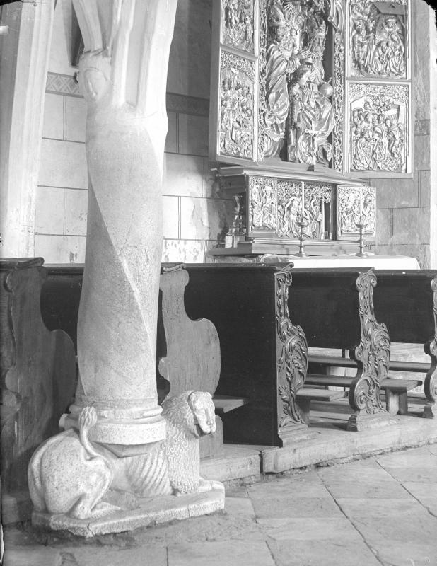 Kirche von aria Gail