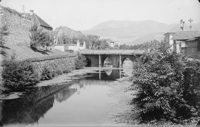 Stadtgraben von Friesach