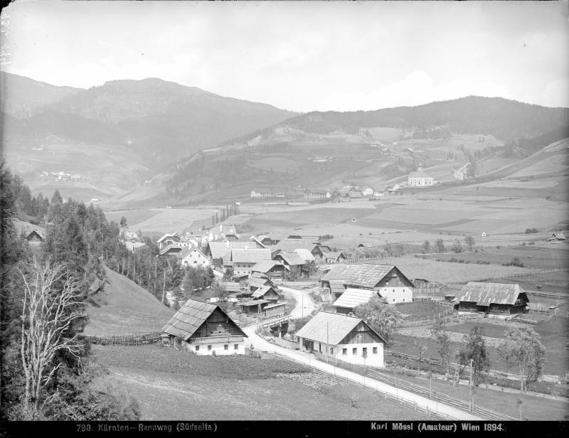Rennweg in Kärnten