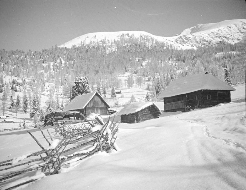 Wintertaler Nock, Kärnten