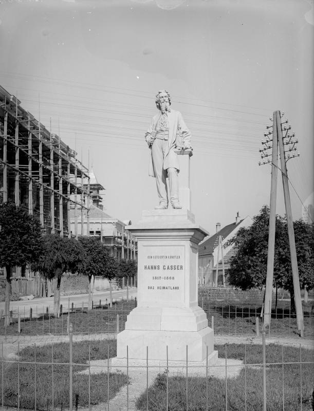 Hans-Gasser-Denkmal in Villach