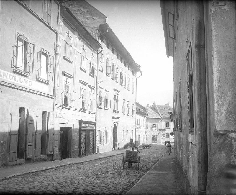 Straße in Villach