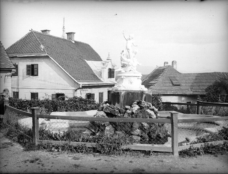 Brunnen in Althofen