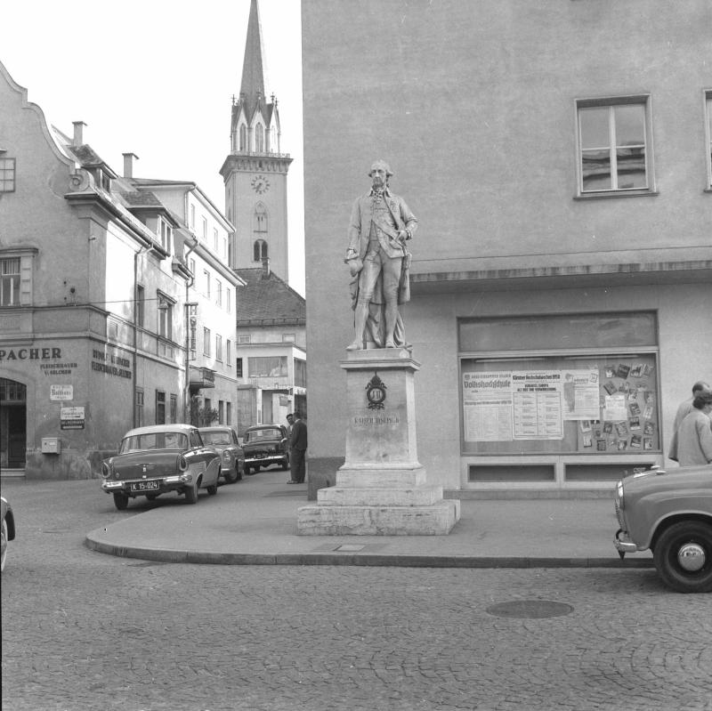 Denkmal Josef II. in Villach