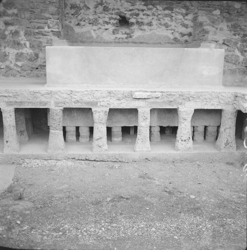 Römische Ausgrabung