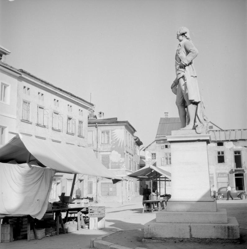 Denkmal von Kaiser Josef II. in Villach