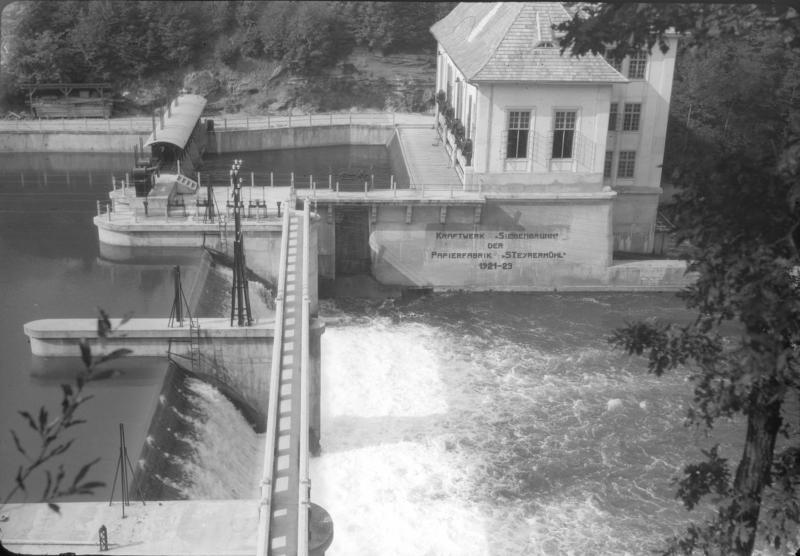 Kraftwerk Siebenbrunn