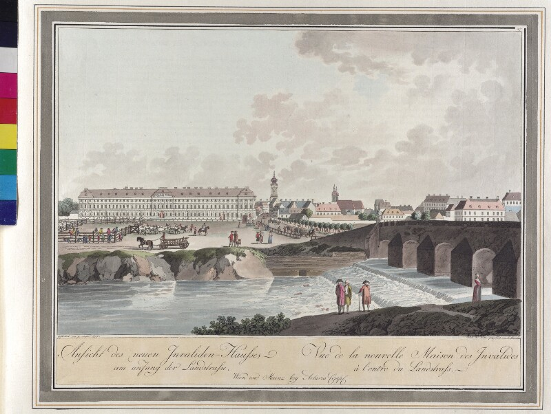 Wien: Invalidenhaus. 1792.