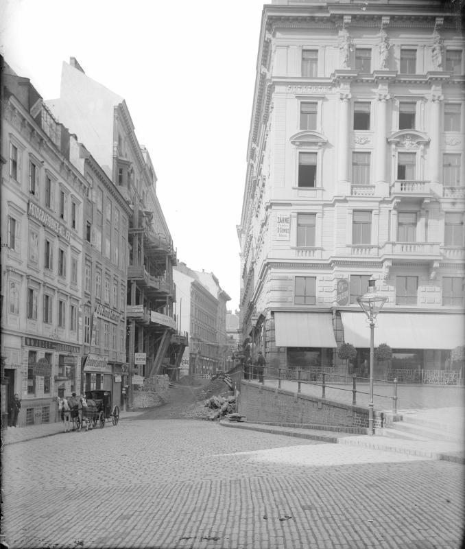 Wien 1, Adlergasse